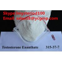 Wholesale Fat Loss Enanthate Raw Steroid Powders Oral Injection For Gaining Strength from china suppliers