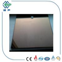 Wholesale 3mm-12mm Decoration Low - e glass , Building bathroom window glass from china suppliers