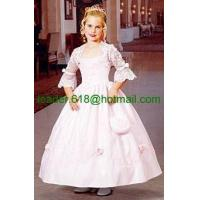China Flowergirl Dress,Wedding Gowns,Girl Dress,Children Gowns on sale