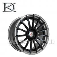 Wholesale Forged Black Racing Wheels 18 Inch Chrome Rims Reduce Fuel Consumption from china suppliers