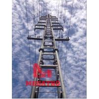 35KV narrow base tubular tower