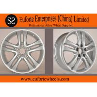 Wholesale 5 Hole Silver Aluminum Honda Replica Wheels 18 inch For CRV 55 ET from china suppliers