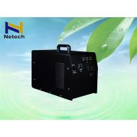 Wholesale Black Food Ozone Generator , Professional Grade Ozone Machine For Sterilizing Meats And Fish from china suppliers
