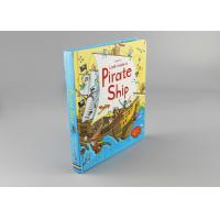 Buy cheap Seamless Binding Colorful Hardcover Children'S Books Fancy Color For Beginners from wholesalers