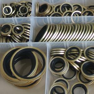 Wholesale Seal Ring Kit Bonded Seal Box Metric Male 74 Cone/Metric Malewith Bonded Seal from china suppliers