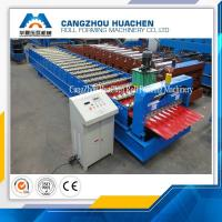 Wholesale High Speed Roof Wall Siding Panel Roll Forming Machine Construction Material Color Steel from china suppliers