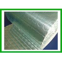 Wholesale Honeycomb Double Air Bubble Foil Roll Fire Rating Class1 Heat Insulation Blanket from china suppliers