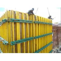 Wholesale Building Concrete Wall Formwork , 60KN/m2 H20 Timber Beam Formwork from china suppliers