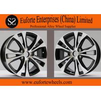 Wholesale 18 inch Toyota Replica Wheels Replica Black Machine Face / Aluminum Alloy Wheels for Toyota RAV 4 from china suppliers