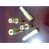 Wholesale Custom Industrial Copper Plated, Miller Welding Chucks With Dia 10mm / 12mm  from china suppliers