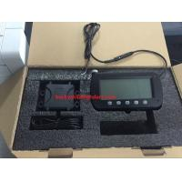 Wholesale UP To 44 Wheels RS232 Truck TPMS With Strap-on Sensors Display In 5 In LCD Monitor from china suppliers