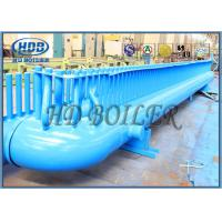 Wholesale Bule 12Cr1MoVG / 15CrMoG Boiler Header Manifolds For Coal Fired Plant from china suppliers