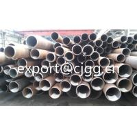 Wholesale Round Mechanical Tubing Alloy Steel Seamless Pipes ASTM A335 P91 from china suppliers