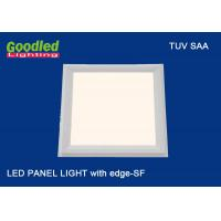 Wholesale 12W Natural White Flat LED Recessed Panel Light With Edge For Office from china suppliers