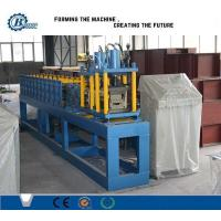 Wholesale Hydraulic System Rolling Shutter Machine , Door Frame Roll Forming Machine from china suppliers