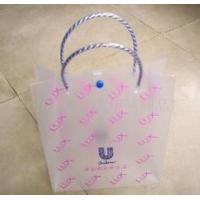 Wholesale 0.2mm 25 * 30cm PVC inflatable backpack , waterproof transparent book bag from china suppliers