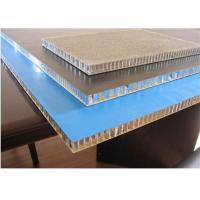 Wholesale Light Honeycomb Aluminum Panels For Construction Material / Building Material from china suppliers