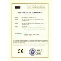Raymates Electronic Co., Ltd(1) Certifications