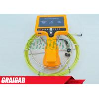 Wholesale Handheld Sewer Survey Video Drain Inspection Camera System, 20m, Color, Video Recording, Picture Snap from china suppliers