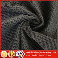 Buy cheap Factory Luxury Fashion Design Polyester Burnout Velvet Fabric Wholesale For Men Suit from wholesalers