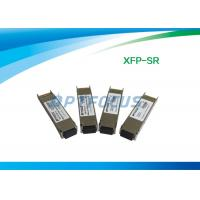 Wholesale 10G Base-DWDM XFP Transceiver Module 80km SM wavelength 1528.77nm - 1563.86nm LC with DDM from china suppliers