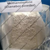 Wholesale Best seller raw steroid powders dianabol methandienone for strength gains from china suppliers