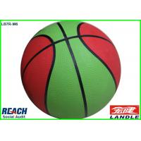 Wholesale Color Printed Mini Size Rubber Basketballs With Cartoons Pattern For Kids from china suppliers
