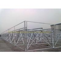 Quality Durable Light Gauge Steel Roof Trusses For Prefabricated Steel Structure House for sale