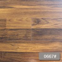 Wholesale V-Groove Laminate Flooring 0667# 8mm with CE from china suppliers