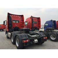 Wholesale Tow Tractor Trailer Truck LHD 6x4 371HP Flat Roof Cabin SINOTRUK HOWO Truck from china suppliers