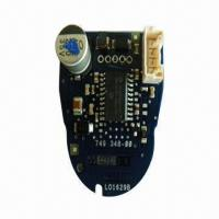 Wholesale 4-layered PCB Assembly with IC, Resistance, Capacitor, Used in Industrial Control Devices from china suppliers