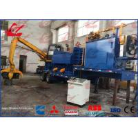 Quality Portable Hydraulic Metal Baler Logger Mobile Scrap Baling Press Steel Compactor for sale