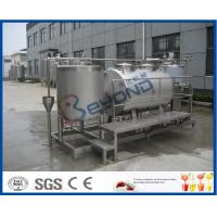 Wholesale 1 Circuits Portable Cip System , Small Conjunct Type 800L Cleaning In Place In Food Industry from china suppliers