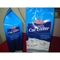 Wholesale Prevents Odours 3.5 Kg Volume Self Standing Cat Pet Food Bags Pouches from china suppliers
