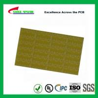 Dlectronic Single Sided PCB Board 1Layer FR1 PCB Material