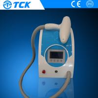 Professional Q-Switched Nd Yag Laser tattoo removal equipment short pulse width 6 ns