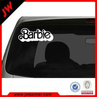 Quality Lowest price Widely Used Removable PVC Decal Vinyl Car Stickers for sale