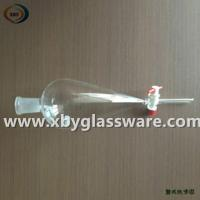 Wholesale Laboratory Separating Funnel With PTFE Stopcock from china suppliers