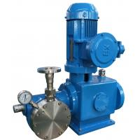 Wholesale 1000 LPH Motor Driven Diaphragm Pump 25 Bar With Adjustable Flow Rate from china suppliers