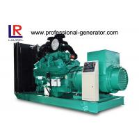 Wholesale Open Frame 500kva Diesel Power Generator Set with Cummins Engine 400V / 230V from china suppliers