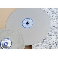 "Quality 8"" Inch (200mm) Grit #60-#3000 Lightning Facetors Diamond Faceting Laps Diamond Plated Lap Lapidary Diamond Flat Laps for sale"