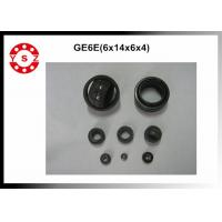 Wholesale High Speed Miniature Ball Joint Bearings GE6E For Engineering Machinery from china suppliers