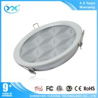 Wholesale SMD 2835 Round Recessed led downlight replacement for Shopping Mall and Housing from china suppliers