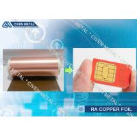 Electro - Deposited PCB Copper Foil Sheet For FPC And FCCL Fine Circuit Application for sale