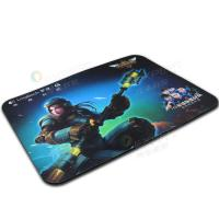 China league of legends mouse pad, extra large mouse pad, bulk printed rubber mouse pads making material on sale