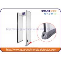 Wholesale OEM / ODM 6 multi zones high sensitive Walk Through Metal Detector Door Frame from china suppliers
