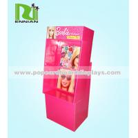 Wholesale bb cream / cc cread cosmetic counter display / Pink retail countertop displays from china suppliers