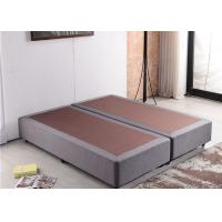 Wholesale Single Mattress Bed Base , Platform Bed Base Customized Service from china suppliers