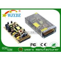 Quality Cooling by Free Air 150W 24V AC DC Switching Power Supply Military Project for sale