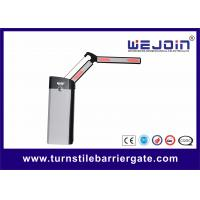 Wholesale High Speed Toll Gate With 90 DegreeFolding Arm For Parking System and Bus station from china suppliers